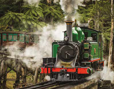 Emerald Lake Park - Puffing Billy