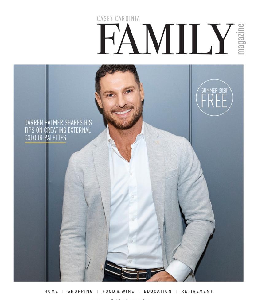 Casey Cardinia Family Magazine Summer Edition 2020